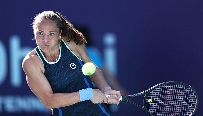 Бондаренко програла американці Паркс в фіналі кваліфікації турніру в Чарльстоні