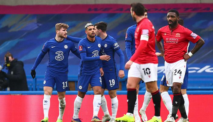 Челси – Эвертон: где смотреть в прямом эфире видеотрансляцию матча