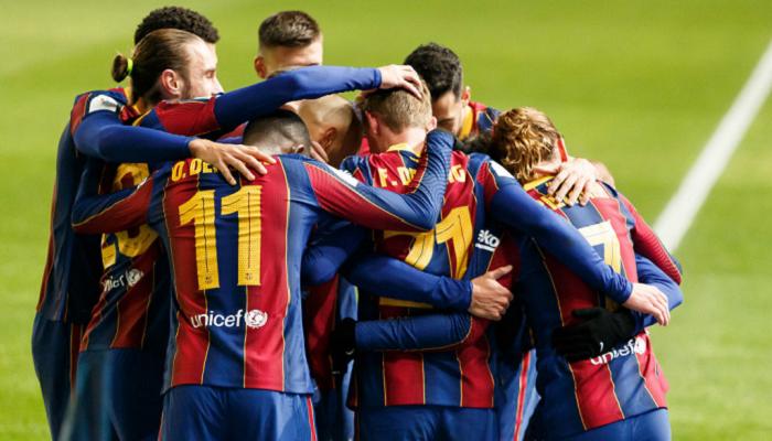 Барселона - Атлетик где смотреть онлайн видеотрансляцию матча