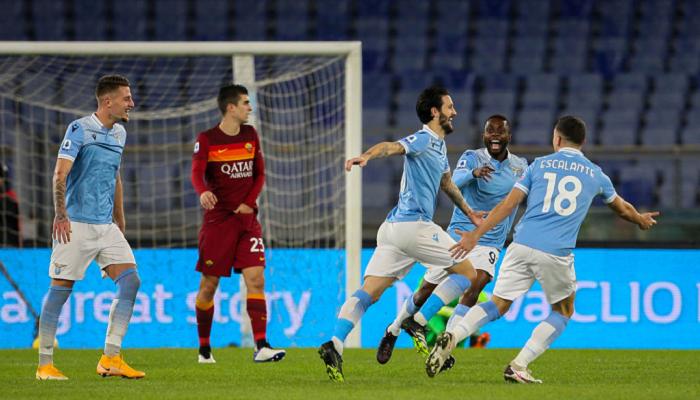 Рома - Лацио где смотреть трансляцию матча