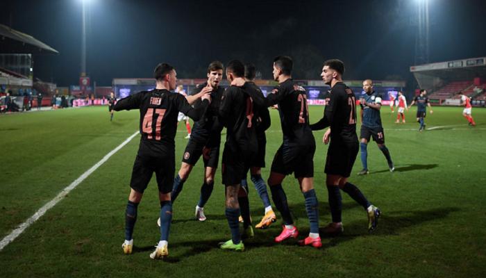 Боруссия Менхенгладбах — Манчестер Сити прямая видеотрансляция матча