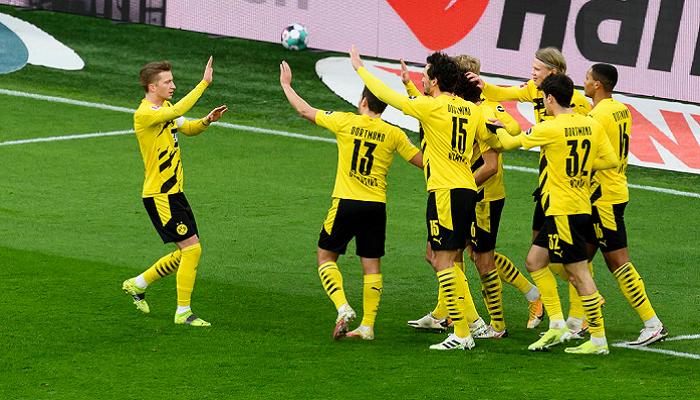 Боруссия Менхенгладбах – Боруссия Дортмунд где смотреть в прямом эфире видеотрансляцию матча