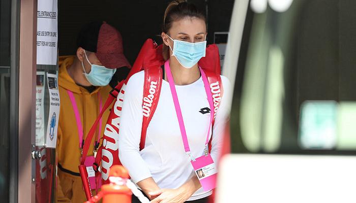 Цуренко поступилася Кирсті в першому раунді турніру в Дубаї