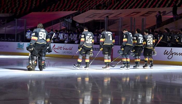 НХЛ: Вегас обыграл Миннесоту и вышел во второй раунд плей-офф