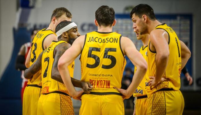 Суперліга: Київ-Баскет здійснив камбек у матчі з Одесою