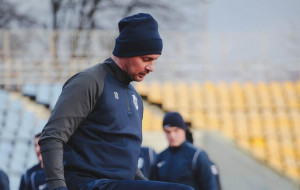Цымбал: «Рассчитываем на Милевского, как на полноценного футболиста Миная»