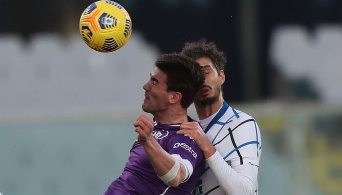 Интер в экстратайме дожал Фиорентину и вышел в четвертьфинал Кубка Италии