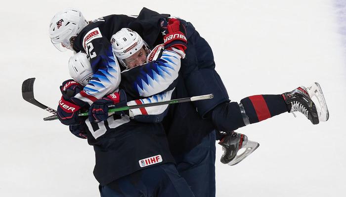 США і Канада вийшли у фінал молодіжного чемпіонату світу з хокею