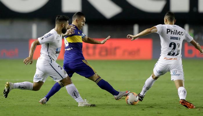 Сантос вийшов у фінал Копа Лібертадорес, розгромивши у другому півфіналі Бока Жуніорс