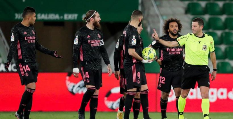 Реал Мадрид Сельта онлайн трансляция