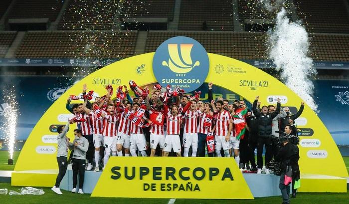 Суперкубок Іспанії буде проводитися в Саудівській Аравії до 2029 року