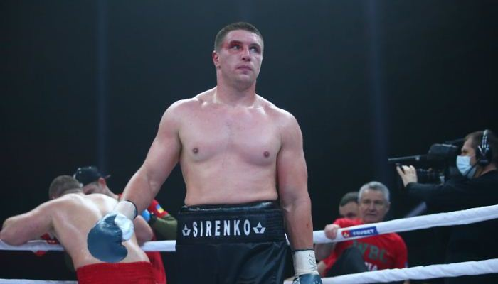 Сиренко: «Следующий бой хотел бы провести через месяц. Хочу боксировать за титулы WBC»