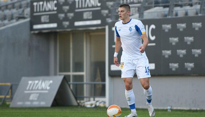Миколенко визнаний найкращим гравцем Динамо в квітні