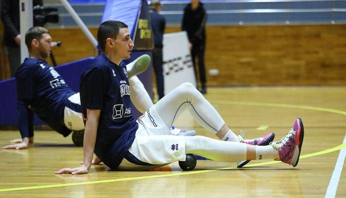 Форвард Харківських Соколів Тарасенко вибув до кінця сезону через травму