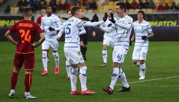 Динамо - Колос: где смотреть онлайн видеотрансляцию матча