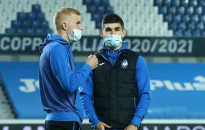 Малиновский: «Помогаю Коваленко обжиться в Аталанте. Он будет готов к следующему сезону»