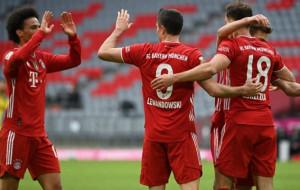 Бавария — Боруссия М. Видео обзор матча за 8 мая