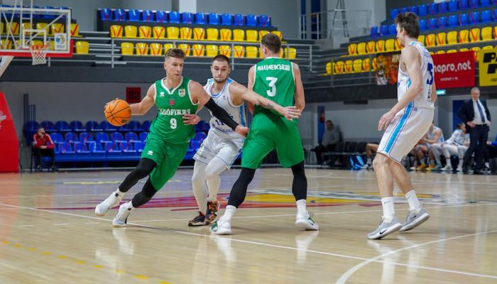 Суперліга: БК Запоріжжя переміг Миколаїв