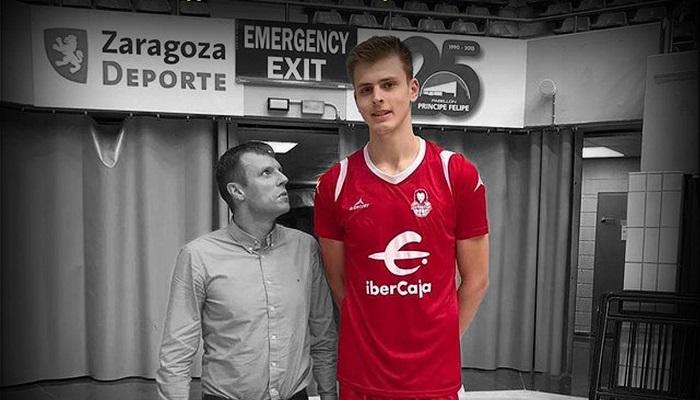 Киев-Баскет подписал 18-летнего центрового Дубровина
