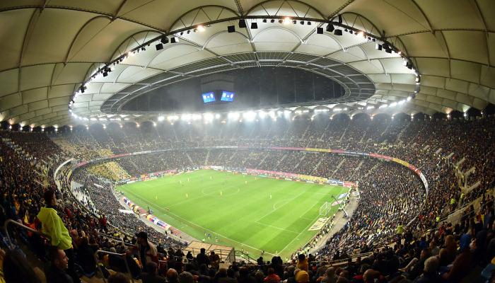 Украинским болельщикам, которые посетят Бухарест на матчи Евро-2020, будет разрешено не отбывать карантин