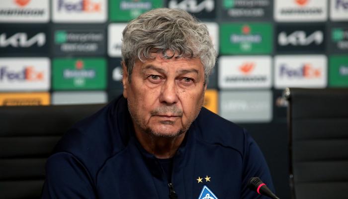 Луческу: думаю о будущем и о матчах сборной, поэтому Цыганков, Сидорчук и Андриевский не играли с Ворсклой