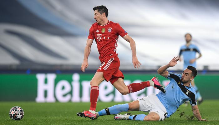 Бавария - Лацио когда и где смотреть онлайн трансляцию матча