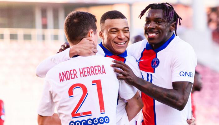 ПСЖ розгромив Лілль і вийшов у чвертьфінал Кубка Франції