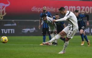 Ювентус — Интер где смотреть трансляцию чемпионата Италии