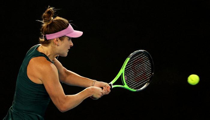 Свитолина проиграла Азаренко и покинула турнир в Дохе