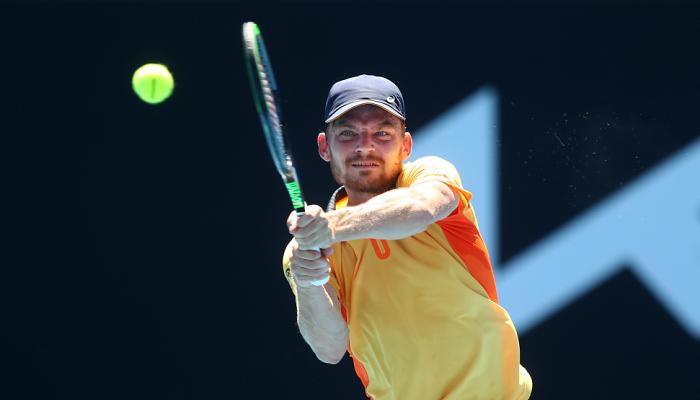 Гоффен выиграл турнир ATP в Монпелье