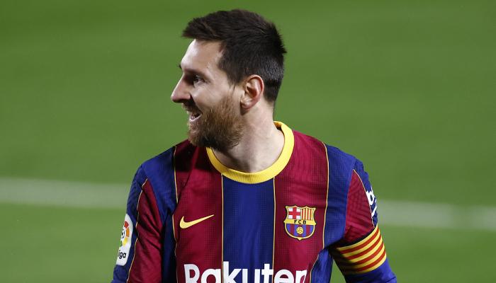 Месси повторил рекорд Хави по матчам за Барселону