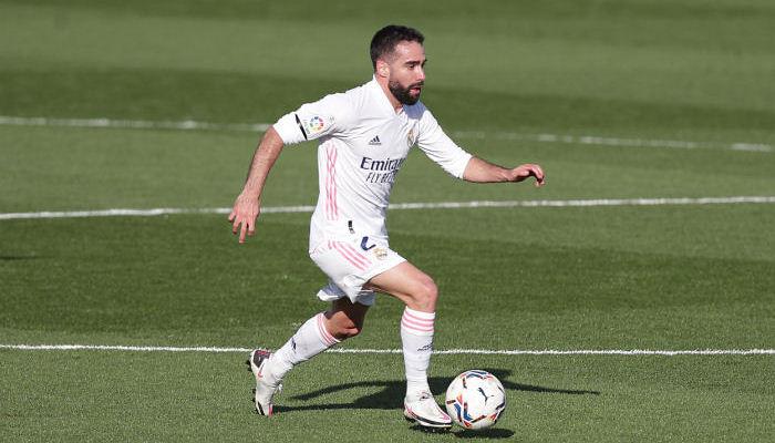 Реал продлил контракт с Карвахалем до 2025 года