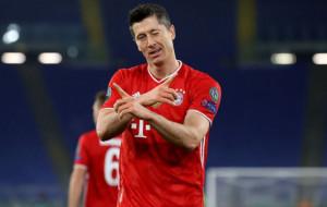 Левандовски повторил рекорд Мюллера по голам в Бундеслиге за сезон