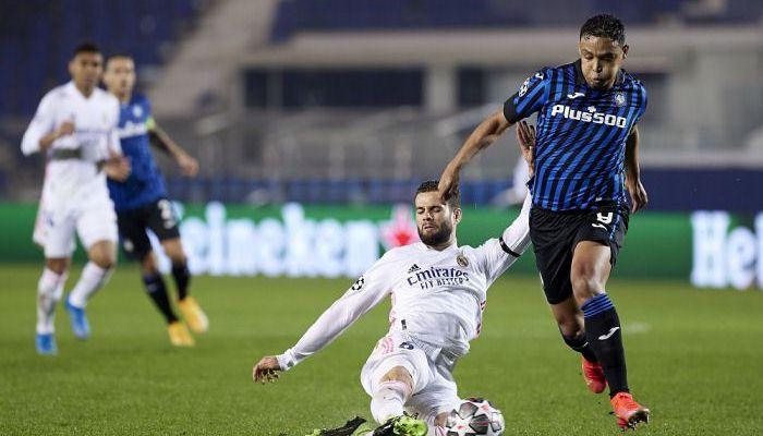 Реал переміг Аталанту в першому матчі 1/8 фіналу Ліги чемпіонів