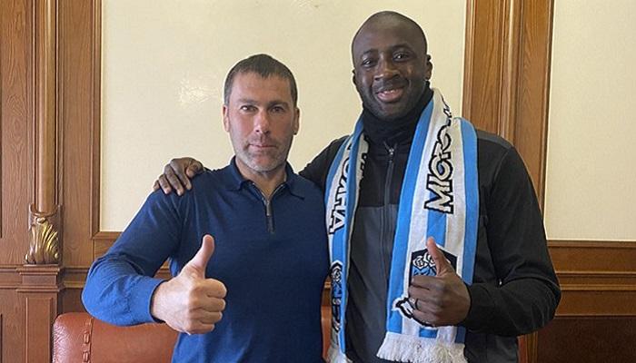 Тренер Олімпіка Яя Туре може продовжити кар'єру в Росії