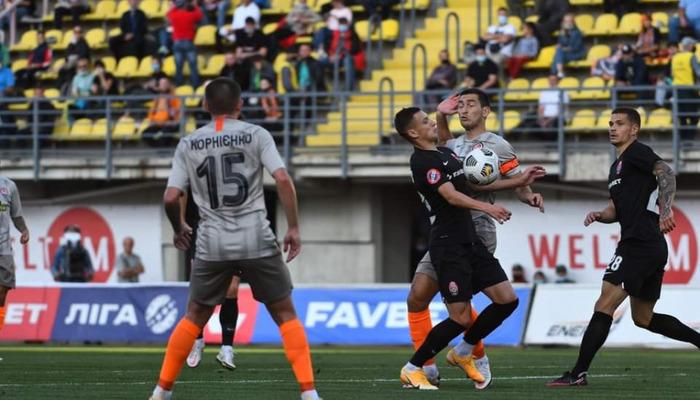 Заря - Львов: где смотреть онлайн видеотрансляцию матча
