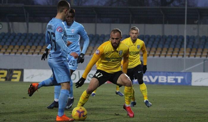 Минай - Александрия когда и где смотреть трансляцию матча чемпионата Украины