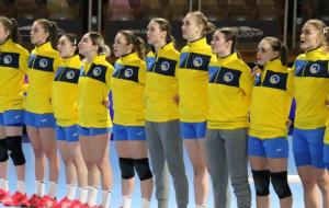 Женская сборная Украины по гандболу проведет два товарищеских матча против Беларуси