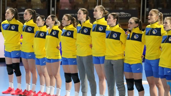Жіноча збірна України з гандболу проведе два товариські матчі проти Білорусі