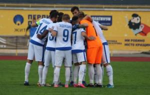 Подолье сыграло вничью с Оболонью в первом матче после возвращения в Первую лигу