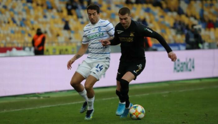 Динамо — Минай: прямая видеотрансляция матча