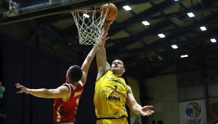 Центровий Київ-Баскета Коренюк визнаний гравцем тижня в Суперлізі