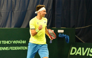 Стаховский вышел в 1/4 финала парного турнира в Праге