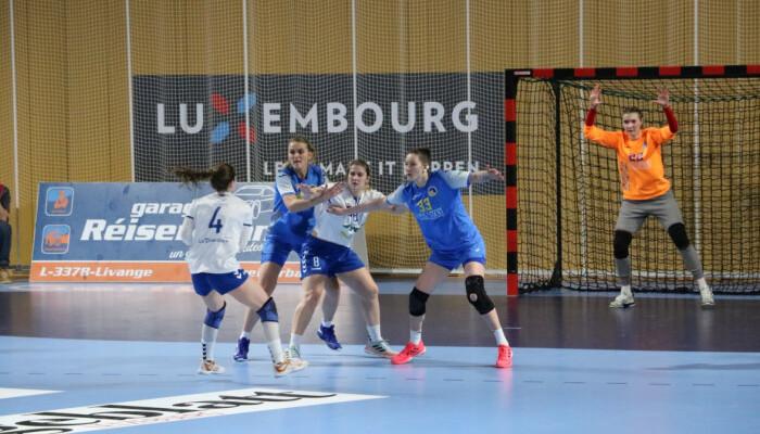 Женская сборная Украины уверенно победила Люксембург в отборе на ЧМ-2021 по гандболу