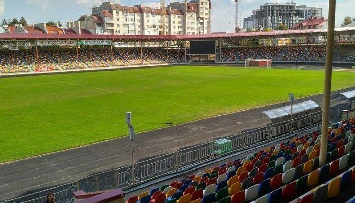 Тернопільському міському стадіону присвоєно ім'я Романа Шухевича
