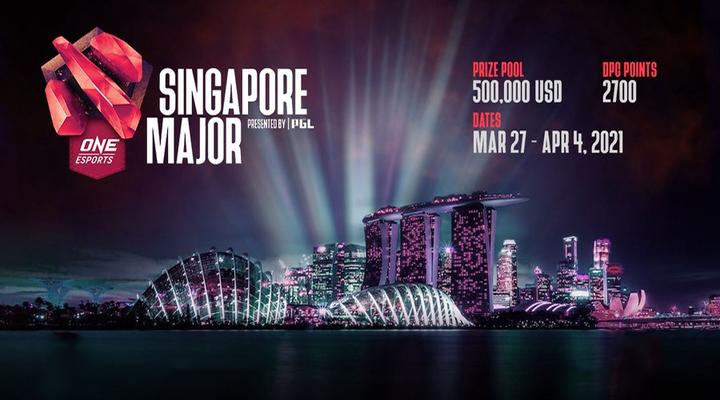 PSG.LGD, Vici Gaming и Team Liguid прошли в групповой этап Singapore Major по Dota 2