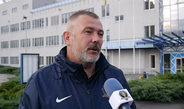 Почетный президент Днепра-1 Береза: «Пока я не рассматриваю никаких переименований»