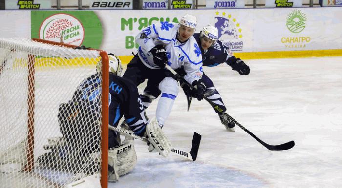 УХЛ: Сокол обыграл Ледяных Волков в киевском дерби