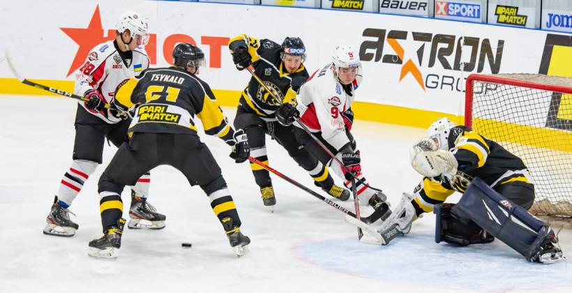 УХЛ: Донбас розгромив Краматорськ в заключному матчі регулярного чемпіонату