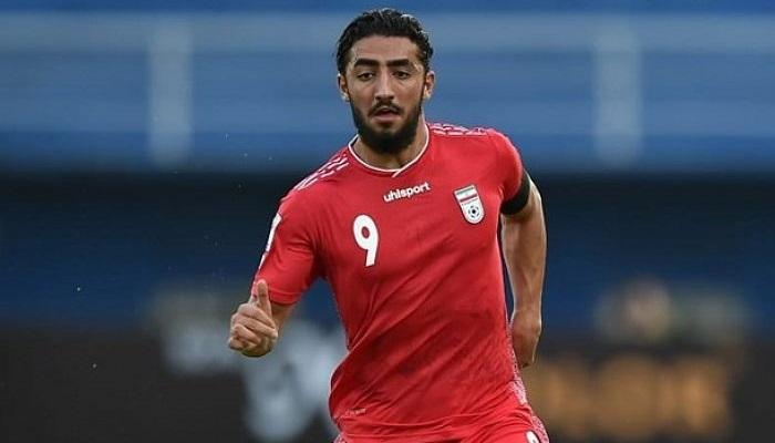 Аллахьяр получил вызов в сборную Ирана на матчи квалификации ЧМ-2022